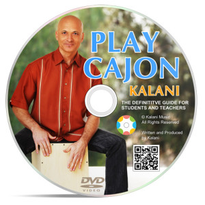 How to Play Cajon - Cajon Lessons