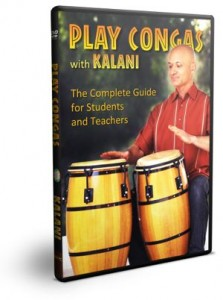 How to Play Congas - Lessons