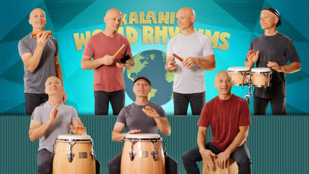 drumming ensemble - World Rhythms